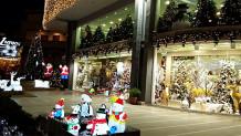 Εποχικά καταστήματα χριστουγεννιάτικα