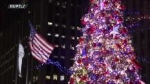 χριστουγεννιάτικο δέντρο Rockefeller Center