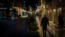 κρούσματα - χριστουγεννιάτικη Αθήνα