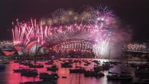 Πρωτοχρονιά: Το 2021 έφτασε πρώτα στη Νέα Ζηλανδία