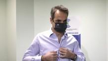 Ο Μητσοτάκης κάνει το εμβόλιο για τον κορωνοϊό