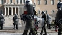 Διαδηλώσεις αστυνομία