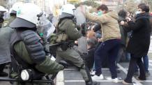 Θεσσαλονίκη: Συμπλοκές με φοιτητές