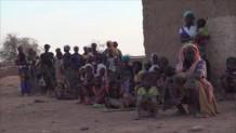 Sahel πρόσφυγες