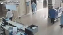 αστυνομικός ντύθηκε γιατρός
