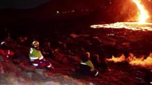έκρηξη ηφαιστείου Ισλανδία