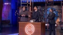 MasterChef 5: Οι Τρεις Υποψήφιοι Προς Αποχώρηση