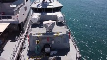 το περιπολικό σκάφος Μαρίνος Ζαμπάτης