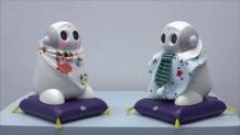 καθηγητής έφτιαξε ρομπότ για αυτιστικά παιδιά