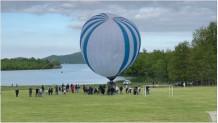 αερόστατο Λίμνη Πλαστήρα