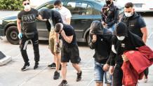 συλληφθέντες Νέα Σμύρνη