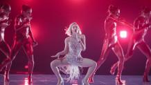 Eurovision 2021: Δείτε Την Έλενα Τσαγκρινού με το El Diablo