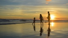 Διακοπές οικογένεια