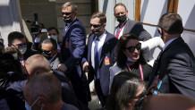 συνάντηση Μπάιντεν - Πούτιν