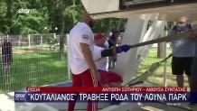 Βάλερι Οσταπένκο ο πιο δυνατός άνθρωπος στο Κουζμπάς