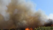 Φωτιά Ζήρια: Έχουν Καεί 20 Σπίτια