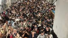 Αφγανιστάν πρόσφυγες/ AP