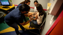 εμβολιασμός παιδιών
