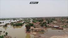 Σουδάν - πλημμύρες