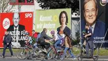Οι υποψήφιοι των εκλογών στη Γερμανία