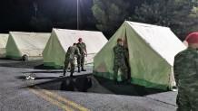 Κρήτη Σεισμός Στρατός