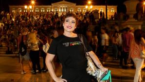 Ελεωνόρα Ζουγανέλη: Mε μαγιό στην Αστυπάλαια!