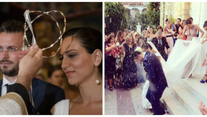 Ο γάμος της δημοσιογράφου του star.gr, Μαρίας Κυπραίου