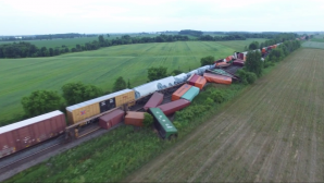 Καναδάς: Εκτροχιασμός τρένου