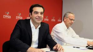Τσίπρας και Ρήγας σε Πολιτική Γραμματεία ΣΥΡΙΖΑ