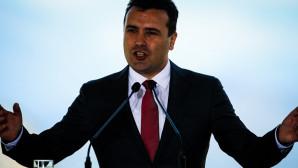 Ο Σκοπιανός πρωθυπουργός Ζόραν Ζάεφ