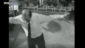 χορευτής Ζαμπέτα, Δήμος Αμπατζόγλου, πέθανε
