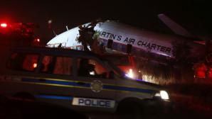 Το αεροσκάφος που συνετρίβη