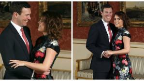 Ο γάμος της πριγκίπισσας Ευγενίας με τον Jack Brooksbank