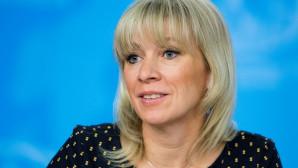 Μαρία Ζαχάροβα