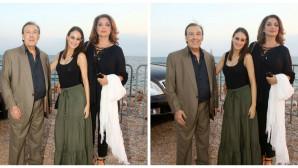 Τόλης Βοσκόπουλος: Η εμφάνιση με την κόρη του!