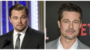 Brad Pitt και Leonardo DiCaprio