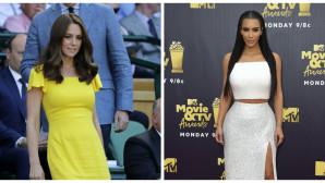 Τι κοινό μπορεί να έχουν Kate Middleton και Kim Kardashian;