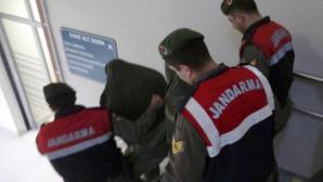 Προσαγωγή Κούκλατζη από Τούρκους στρατιώτες