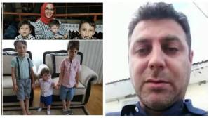 Συγκλονίζει ο πατέρας που έχασε παιδιά και γυναίκα στον Έβρο