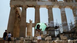 Σαρώνει ο καύσωνας: Έκλεισαν την Ακρόπολη λόγω ζέστης!