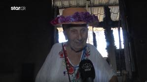 """""""Θαύμα"""" σπίτι Τιτίκα Σαριγκούλη Νέο Βουντζά"""