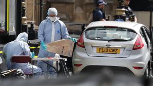 Επίθεση στο βρετανικό κοινοβούλιο