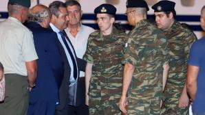 Έλληνες αξιωματικοί