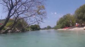 Πηγές Αχέροντα: Το πιο επικίνδυνο σημείο για κανόε-καγιάκ