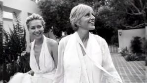 Ellen DeGeneres Portia de Rossi 10 χρόνια γάμου