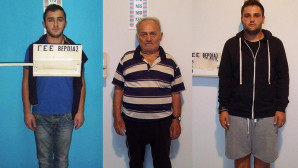 Βέροια: Αυτοί είναι οι τρεις άνδρες που ασελγούσαν σε μικρά παιδιά