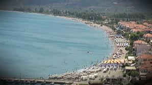Βουτιές παραλία  Πελοποννήσου