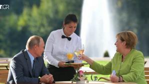 Πούτιν Μέρκελ