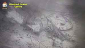 Η στιγμή που καταρρέει η γέφυρα στη Γένοβα
