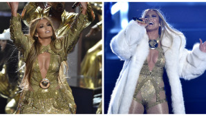 Εντυπωσίασε η Jennifer Lopez  στα MTV Video Music Awards